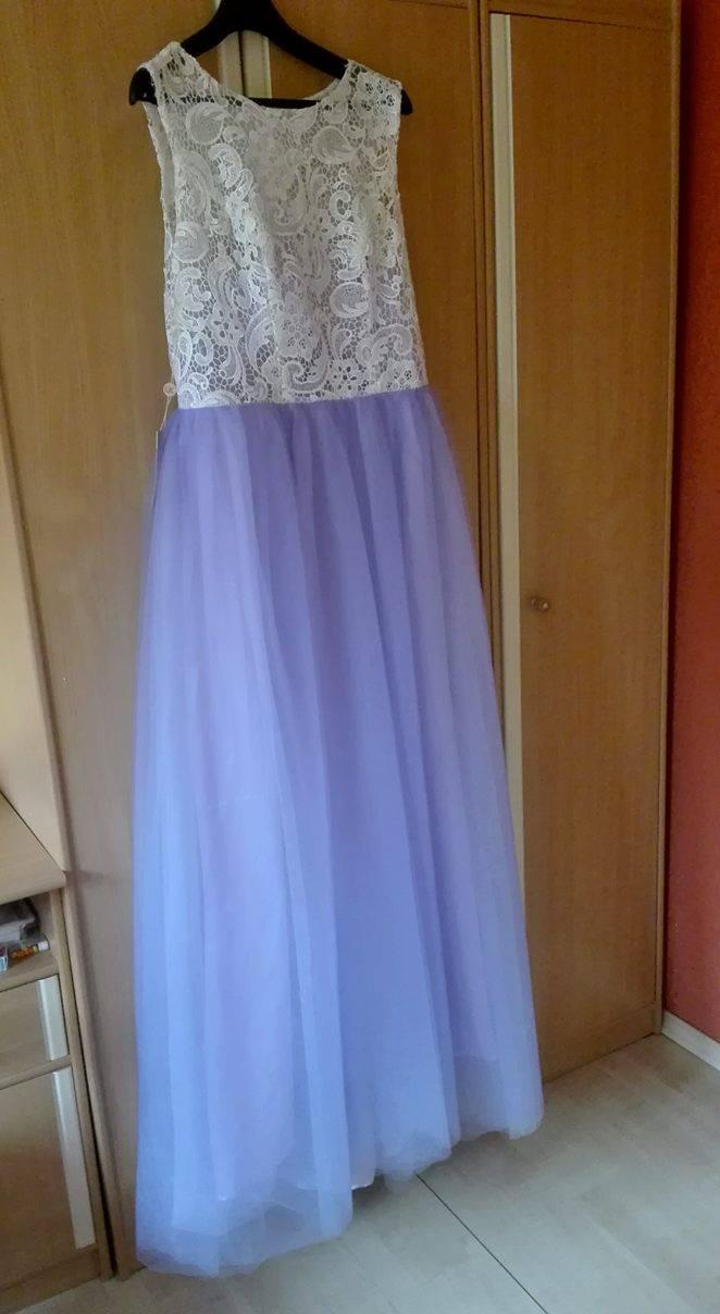 769ea9c1d82 Fialové spoločenské šaty