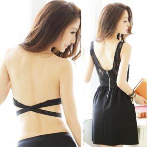 Deep-U-Sexy-Lingerie-Backless-Bra-Ultra-low-cut-Underwear-Brassiere-Push-Up-Bras-For-Women